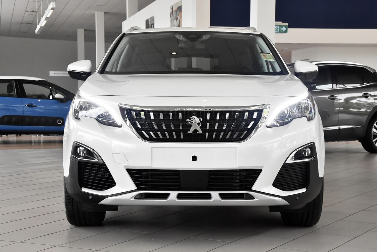 2019 PEUGEOT 3008 Allure HATCHBACK